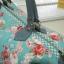 กระเป๋าผ้าญี่ปุ่น แพคคู่ ทรงสะพายไหล่ ขนาด 30 x 25 cm สายหนังแท้ พร้อมกระเป๋าใส่ของจุกจิก ลายดอกไม้สวยหวาน (สินค้าฝากขาย ไม่บวกเพิ่ม ) thumbnail 3