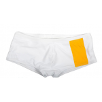 White and yellow Size M