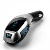 CAR X5 Bluetooth FM Car Kit บูลทูธเครื่องเสียงรถยนต์ เครื่องเล่น MP3 ผ่าน USB SD Card Bluetooth ที่ชาร์จโทรศัพท์ในรถ เครื่องสัญญาณเสียงผ่านระบบ FM(ของแท้ 100%) แท้