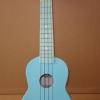 """อูคูเลเล่ Ukulele Stagg (Belgium) US Color Blue Sky Basswood สาย GHS ไซส์ Soprano 21"""" แถมกระเป๋า"""