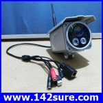 IPC012 กล้องIP CAMERA Wireless outdoor waterproof HD IP Camera WiFi transmission 2mega-pixel ip camera Audio intercom ยี่ห้อ Kiirie รุ่น KE-HDC732W