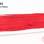 เชือกไหม สีแดง #10 (1หลา/90ซม)