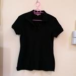 มือสอง เสื้อโปโลสีดำ AIIZ ไซส์ M
