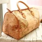 กระเป๋าแฟชั่นเกาหลีพร้อมส่ง รหัส SUIFMT02YB