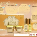 Freshy Face Gold Set : เซ็ทถุงทองหน้าใส