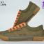 รองเท้าผ้าใบหญิงสปอร์ต Y.BOKAI รุ่นBOK-872 สีน้ำตาลส้ม เบอร์37-41 thumbnail 2
