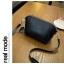 Zipper Black Bag thumbnail 6