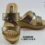 รองเท้าแฟชั่น (PU)หญิง รุ่นGM7710-5 เบอร์ 36-40 สีเทา thumbnail 1