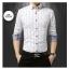 เสื้อเชิ้ตแขนยาวสีขาว thumbnail 3