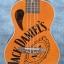 """อูคูเลเล่ Ukulele Jack Daniels (USA) Concert 24"""" Top Spruce สาย Aquila แถมกระเป๋า thumbnail 4"""