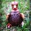 โคมไฟกะลามะพร้าวไก่เทศ thumbnail 1