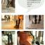 พร้อมส่ง รองเท้ากันหนาว ด้านในบุด้วยผ้าขนสัตว์นุ่มมากๆ thumbnail 3