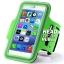 Armband สายรัดแขนใส่มือถือ รุ่น HAS (small) - Green thumbnail 2