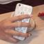 ** พร้อมส่งค่ะ ** เคส iPhone 6 Plus/6s Plus ลายสาน สีขาวใส thumbnail 2