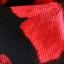กระโปรงย้อนยุคเอวสูงลายผีเสื้อดำ+แดง thumbnail 10