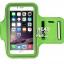 Armband สายรัดแขนใส่มือถือ รุ่น HAS (small) - Green thumbnail 1