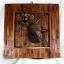 โคมไฟกะลามะพร้าวติดผนังรูปมด Ant Ant Wall Hanging thumbnail 2