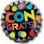ลูกโป่งฟลอย์นำเข้า Polka-Dot Congrats / Item No. AG-28913 แบรนด์ Anagram ของแท้ thumbnail 1