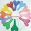 ลูกโป่งหัวใจ เนื้อสแตนดาร์ท ไซส์ 12 นิ้ว แพ็คละ 100 ใบ/สี (ไม่สามารถคละสีได้) กรุณาระบุสีที่ต้องการสั่งซื้อ thumbnail 1