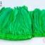 ขนนกมีริบบิ้น สีเขียว ยาว 2 หลา (1ห่อ/220ก้าน) thumbnail 1