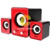 ลำโพง (2.1) Tecfon (SP-878) Red