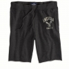 กางเกงขาสั้น American Eagle Fleece Short - True Black