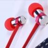 หูฟังพร้อมสมอล์ลทอล์ค ใชได้ทั้ง ios และ Android ปรับ ลดเสียงได้ คุณภาพชัดเจน รุ่น Small Talk RM-565i สีแดง - Remax