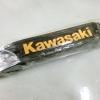 โลโก้ด้านหน้า (โช้คหน้า) Kawasaki GTO เทียม-งานใหม่