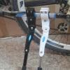 ขาตั้งจักรยาน จับเฟรม SJ 301