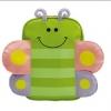 กระเป๋าเป้เด็ก NADO รูปผีเสื้อ วัสดุเป็นหนัง PU เนื้อนิ่ม สีสันสดใส