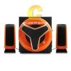 NUBWO ลำโพง 2.1 Stereo รุ่น NS-046 - สีส้ม