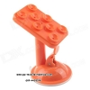 360 Degree Rotation Car Suction Cup Holder Bracket for IPHONE / Samsung / HTC / LG