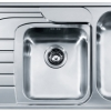 อ่างล้างจาน FRANKE รุ่น ZOX 621
