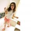 ชุดเซตเด็ก เสื้อ +กางเกง ตกแต่งลายแมว น่ารักสไตล์เกาหลี เก๋มากค่ะ