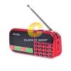 วิทยุ Music D.J. (M&J-128) Red