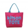 กระเป๋าผ้า kitson Tote ใบใหญ่ เบาสบาย