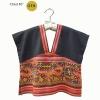 เสื้อผ้าซิ่นตีนจก ผ้าฝ้ายจากลาว HSS 005 A / Handmade Cotton Shirt HSS 005 A