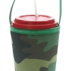 แก้วเก็บความเย็น สะดวกสบายด้วยหูหิ้ว ลาย ทหารบก เก็บความเย็นได้กว่า 5 ชั่วโมง