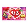 [Pre] Lotte Kancho Chocolate Cookie (Box 80g)