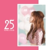 [Pre] Song Ji Eun : 1st Mini Album - 25 ( B Type)