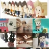 [Pre เฉพาะรอบหิ้วเอง] SUM : EXO - Paper Toy (Select 1 Member)