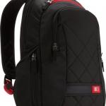 """CASE LOGIC - 14"""" Laptop Backpack (DLBP-114-BLACK)"""