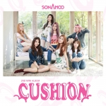 [Pre] Sonamoo : 2nd Mini Album - CUSHION (Normal Edition) +Poster