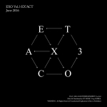 [Pre] EXO : 3rd Album - EX'ACT (Chinese Ver.) (Random Ver.) +Poster