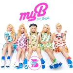 [Pre] myB : 1st Single Album - MY OH MY