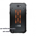 Urban Armor Gear Moss Gear Case for Samsung Galaxy Note2 w/ Screen Protector