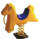 โยกเยกสปริงลูกม้า SIZE:50X75X80 cm.
