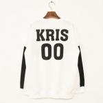 เสื้อ EXO SBS Inkigayo White / Kris