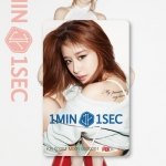 [Pre] Jiyeon : 1st Mini Album - 1Min 1Sec (Kino Card Album) +Poster
