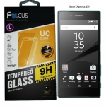 Focus โฟกัส ฟิล์มกันรอยมือถือ ฟิล์มกระจก โซนี Sony Xperia Z5